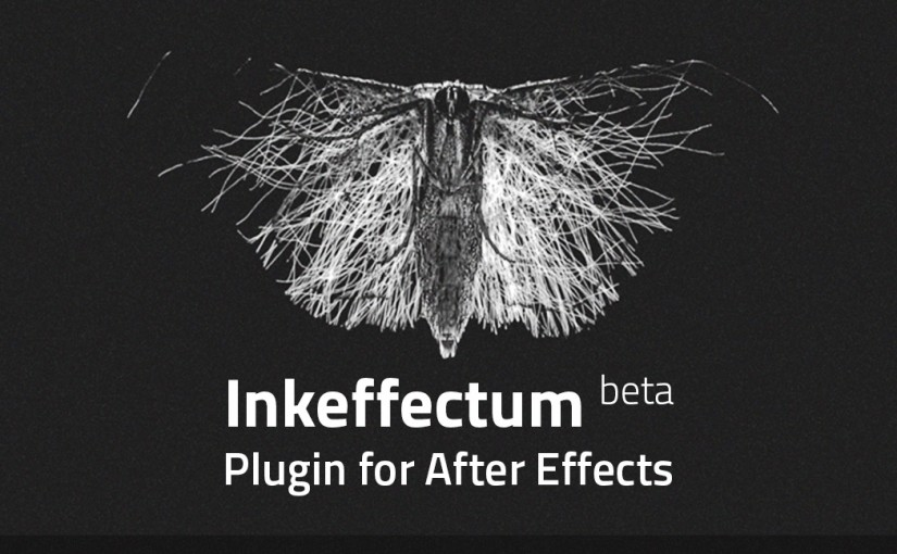 Inkeffectum for After Effects (OS X version)